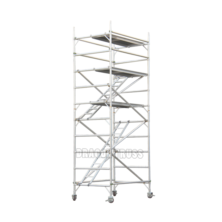 New Product 2018 Unique Scaffolding Aluminium