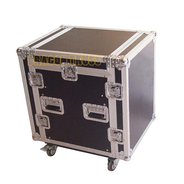 new stylish aluminum equipment flight case