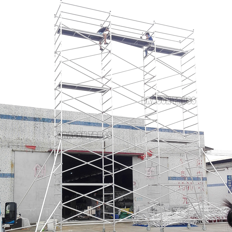 Guangzhou China Suppliers Scaffolding Wood Plank 2nd Hand Scaffolding