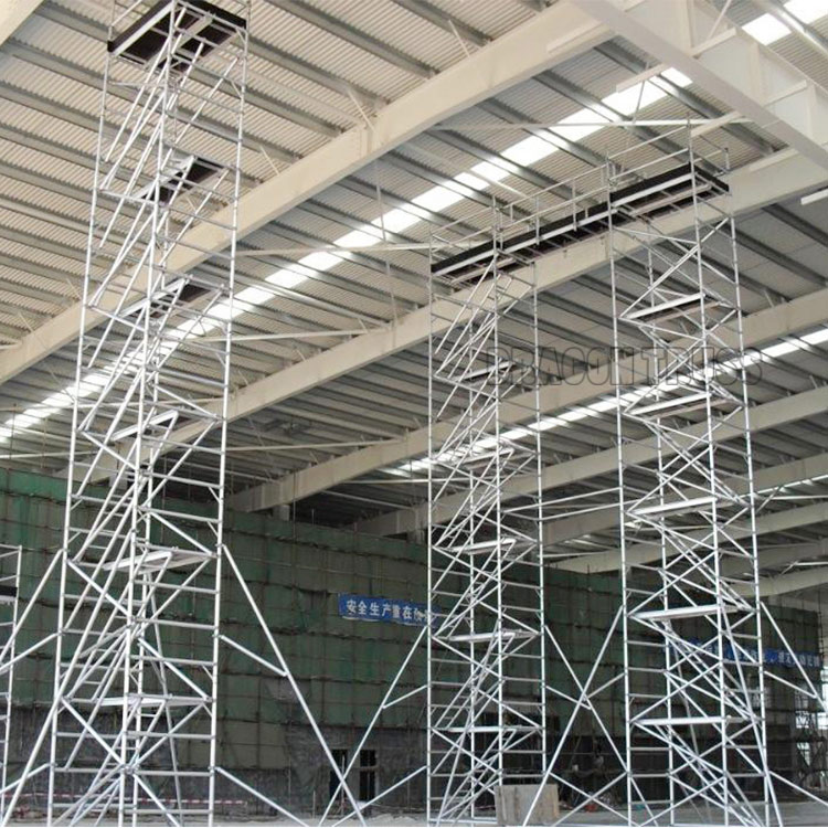 Supply all kinds of scaffold tower with competitive cost