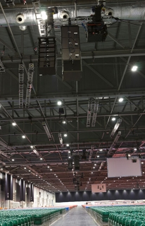 SFL first to use new L-Acoustics X Series for major UK event