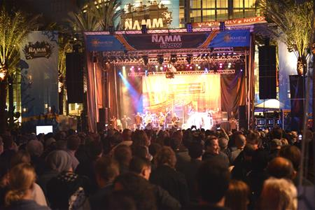 HARMAN Professional Powers NAMM 2017 GoPro Stage: Line-up Includes AKG, Soundcraft And Crown Technologies With Martin Lighting And Worldwide Debut Of JBL VTX Series V20 Line Array