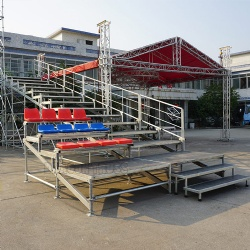 Hot selling indoor grandstand