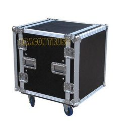 Top quality aluminum safe lock flight case