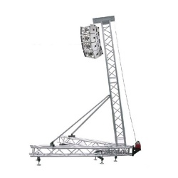 Excellent pa tower crane price and aluminum speaker truss stand