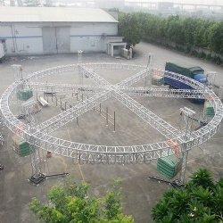 Latest Wholesale Prices disco light circle truss