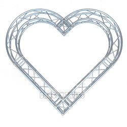 Hot selling china circle truss,wedding truss,small truss