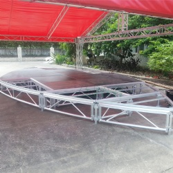 China cheap wholesale high quality unique outdoor stage