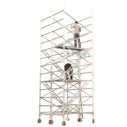 Wholesale Custom New Product Painted Aluminum Mobile Scaffolding